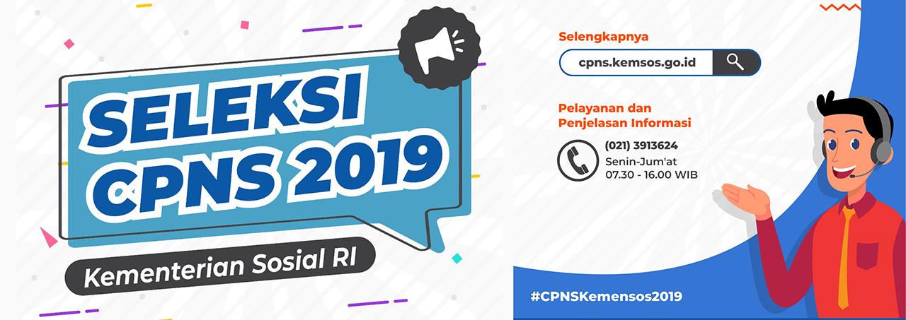 CPNS Kemensos 2019 A