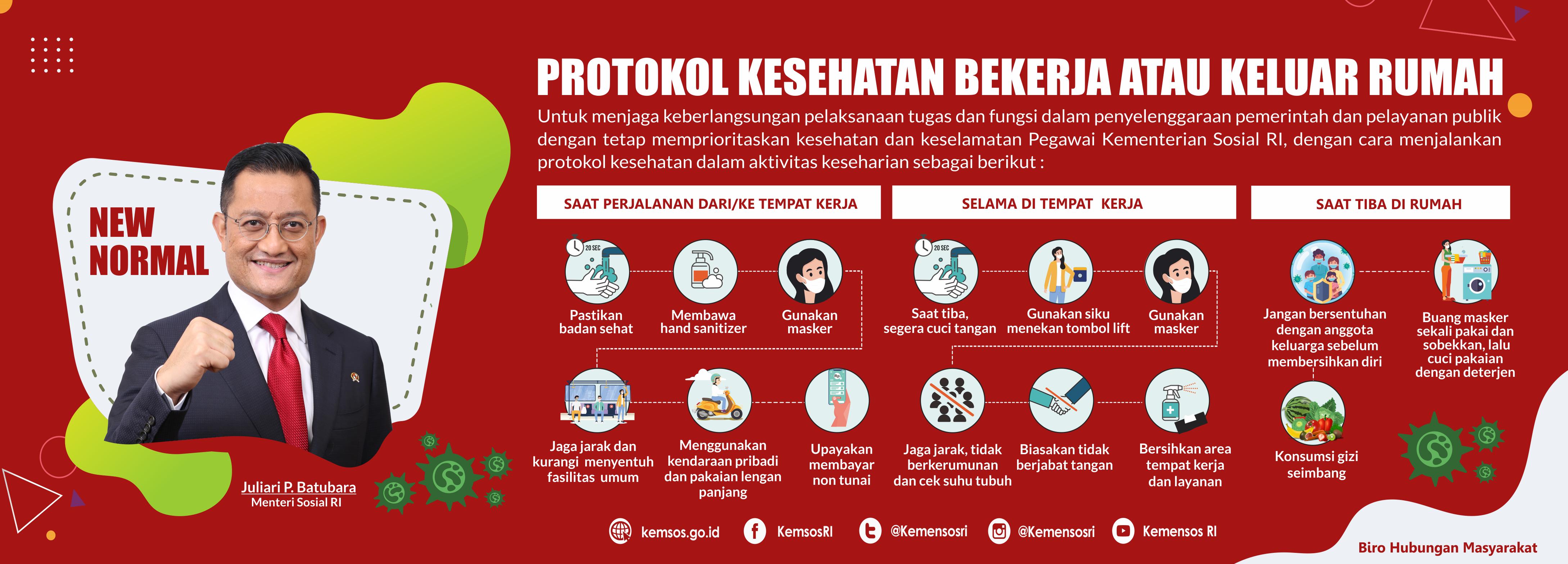 Protokol Kesehatan New Normal