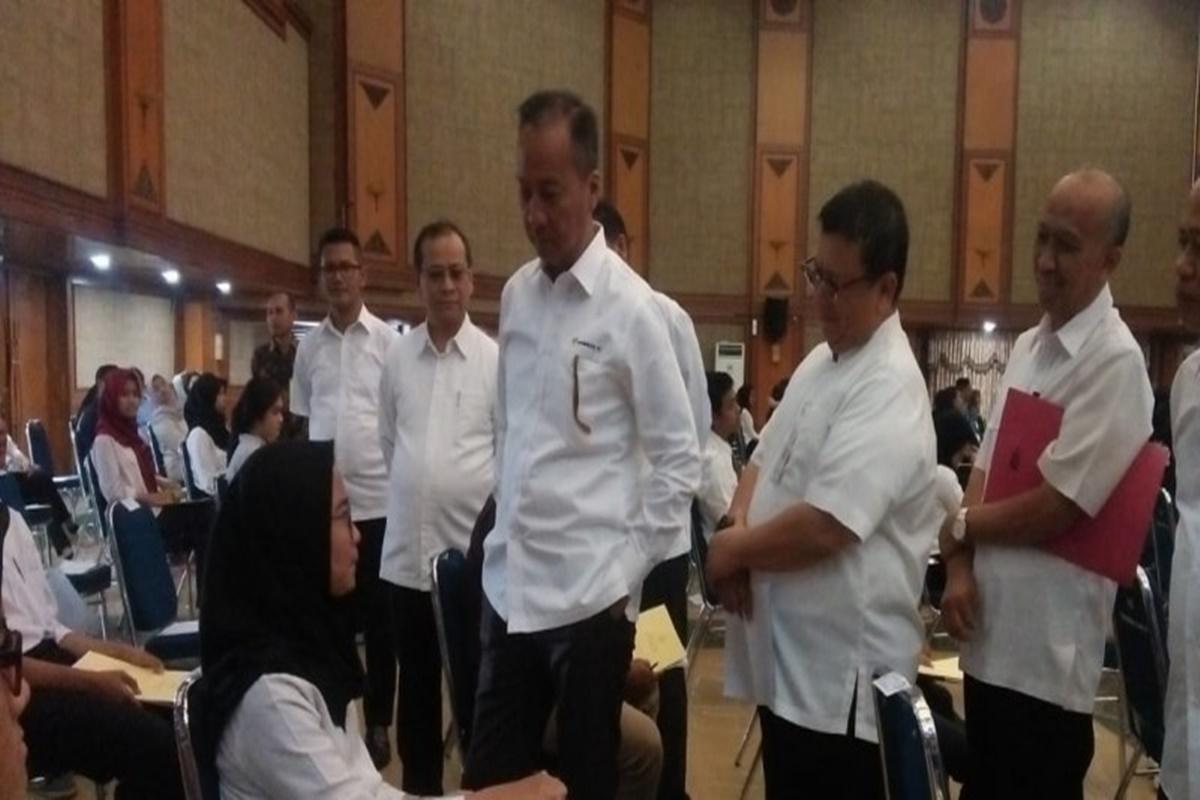 2.855 Orang Ikuti Ujian Masuk Poltekesos Bandung