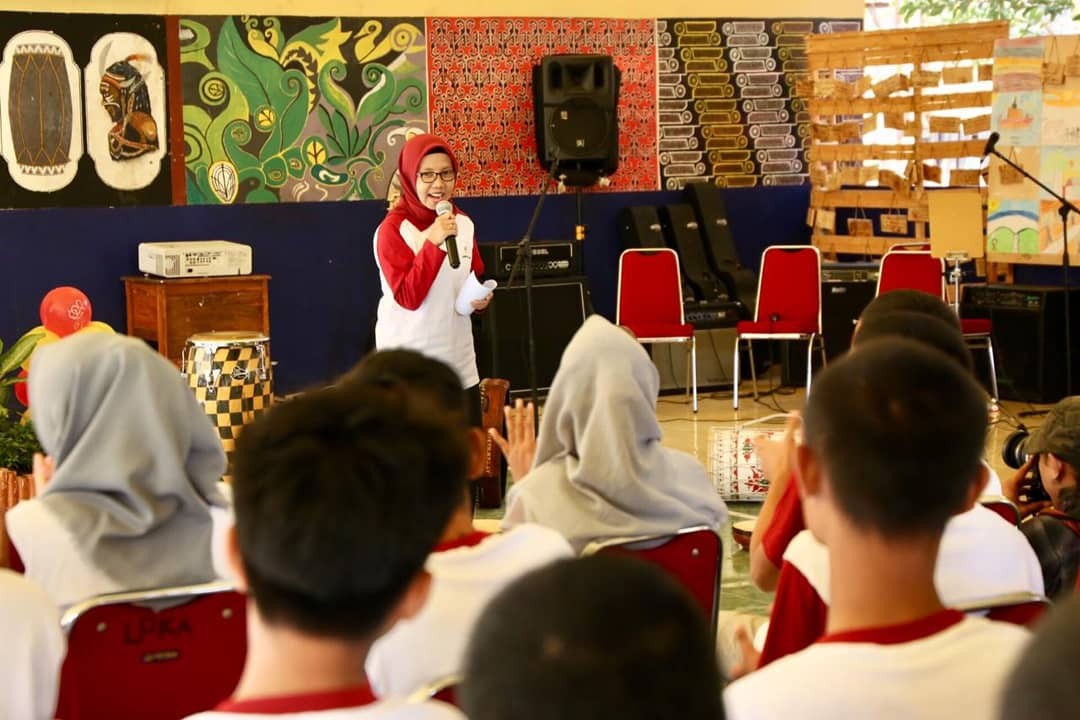 Direktorat Rehsos Anak Selenggarakan Sehari Bersama Anak