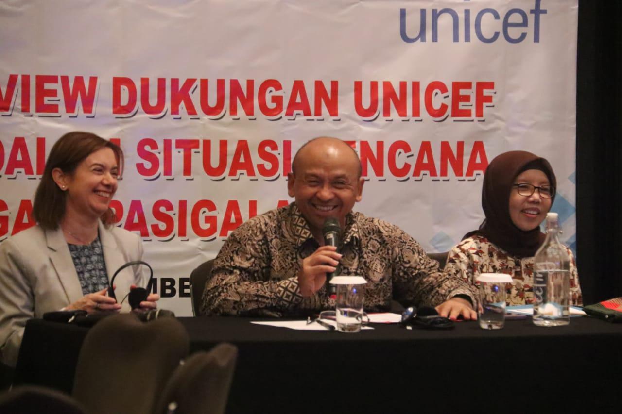 Ulasan Analitik Dukungan UNICEF pada Situasi Bencana Sulawesi Tengah