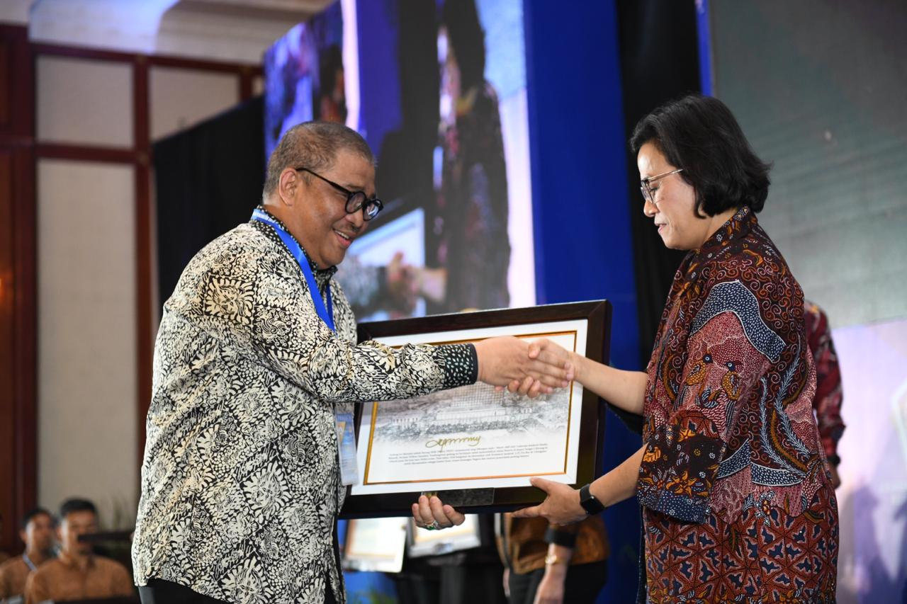 Kemensos Juara Pertama Pengelolaan Barang Milik Negara (BMN)
