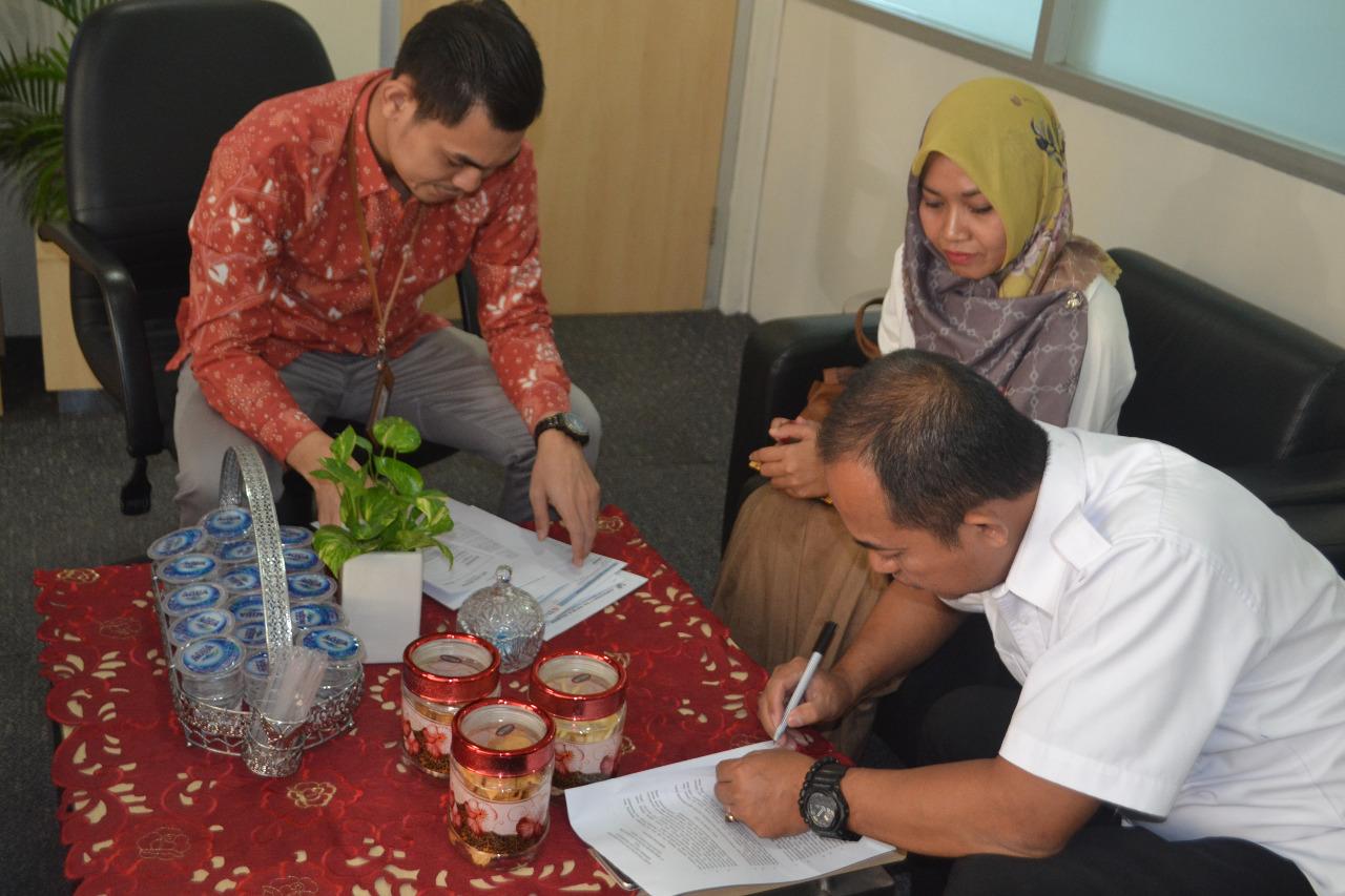 """LRSAMPK """"Darussa'adah"""" Gandeng BNI Aceh Salurkan Bansos Anak"""