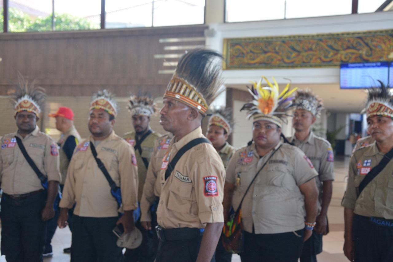Datang Untuk Juara, Papua Barat Siap Tampilkan Performa Terbaik