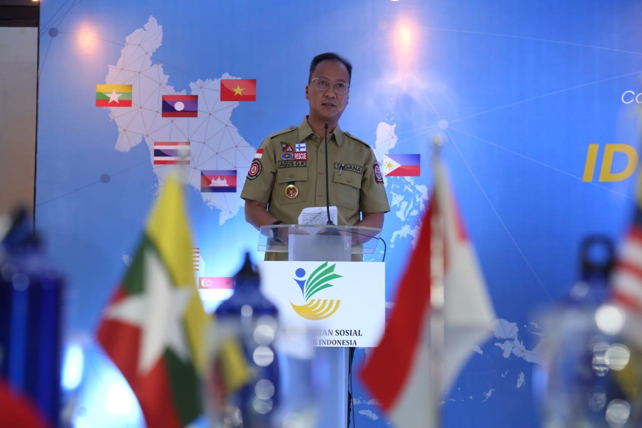 Kemensos Kirim Logistik Bantuan Untuk Maluku