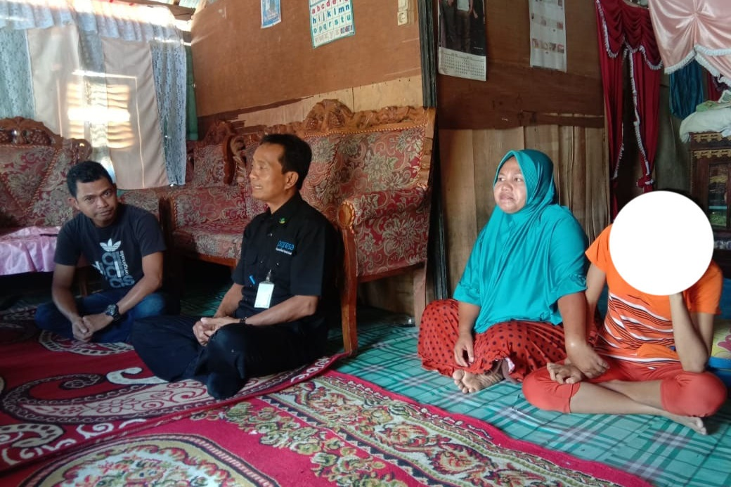 "BRSAMPK ""Paramita"" Conducts Social Advocacy on Children"