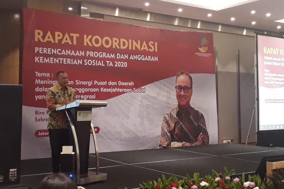 Inspektur Jenderal Membuka Rakor Perencanaan Program dan Anggaran