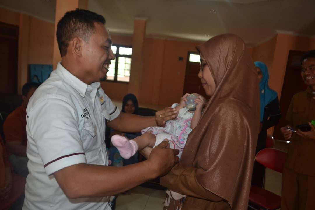 """LRSAMPK """"Darussa'adah"""" Hand over AMPK to Aceh Social Service"""