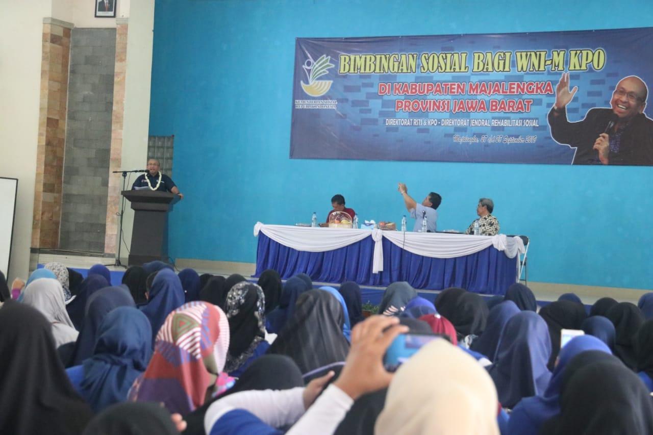 Edi Suharto Nyatakan Upaya Strategis Penanganan WNI M KPO