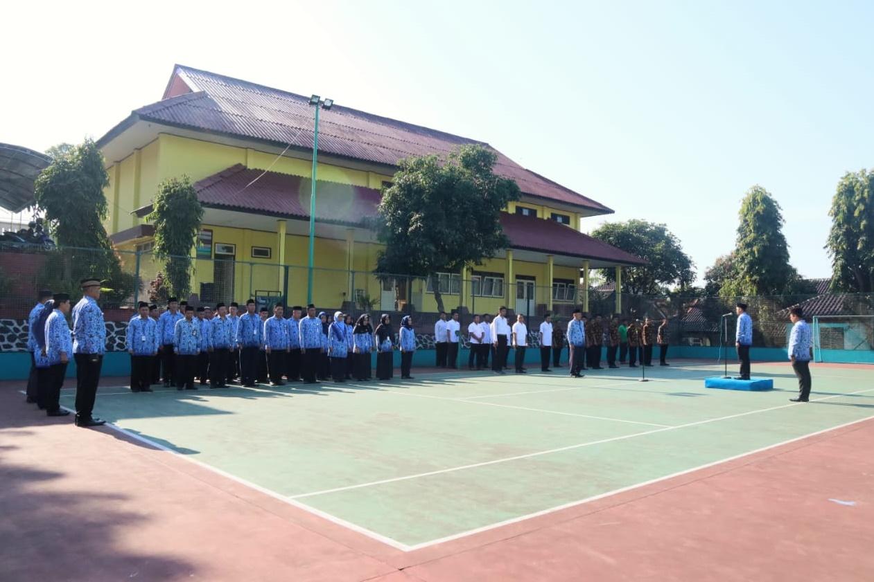 """BRSKPN """"Satria"""" Baturraden Peringati Hari Kesaktian Pancasila"""