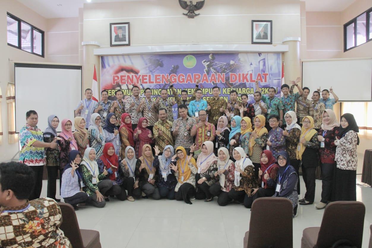 BBPPKS Yogyakarta Latih 5.942 Pendamping PKH Regional III