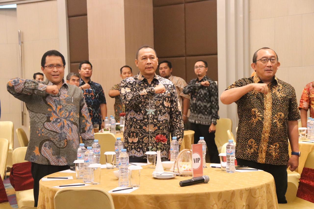 Peningkatan SDM Inspektorat Jenderal Melalui IHT K3