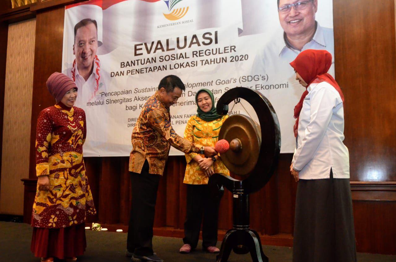 Direktur PFM Wilayah I: Fokus Bansos Reguler 2020 untuk Lokasi Konsentrasi
