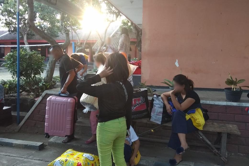 Kemensos Rehabilitasi 12 Korban Perdagangan Orang Asal Bandung