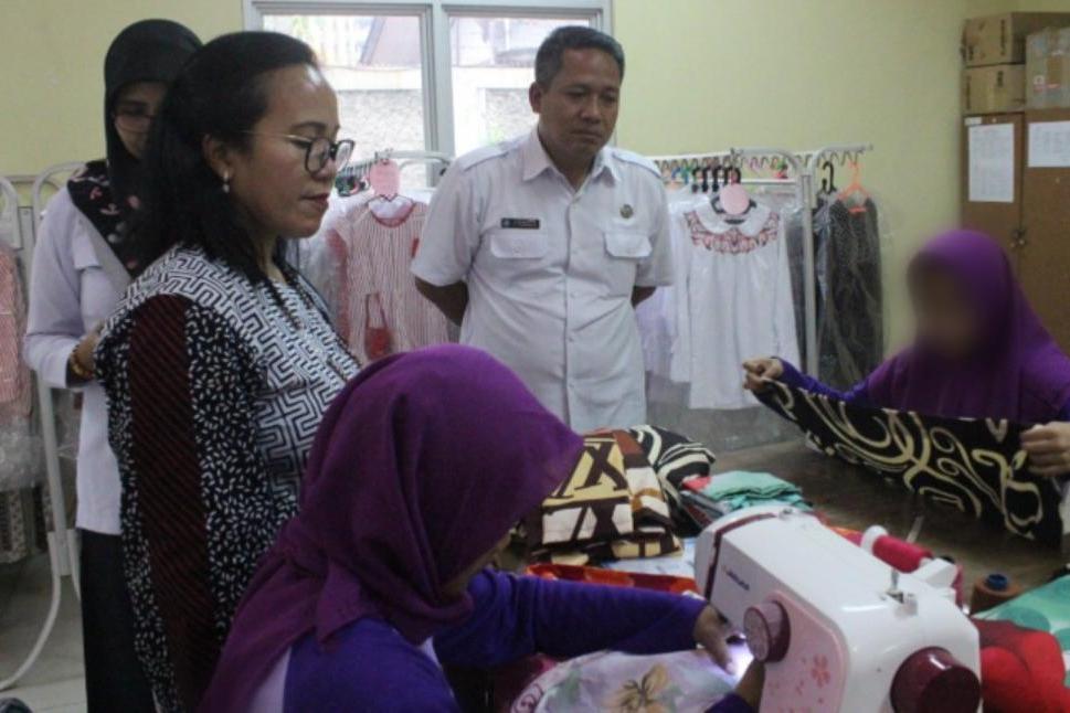 "BRS Watunas ""Mulya Jaya"" Terima Kunker Balai Besar BNN Lido"