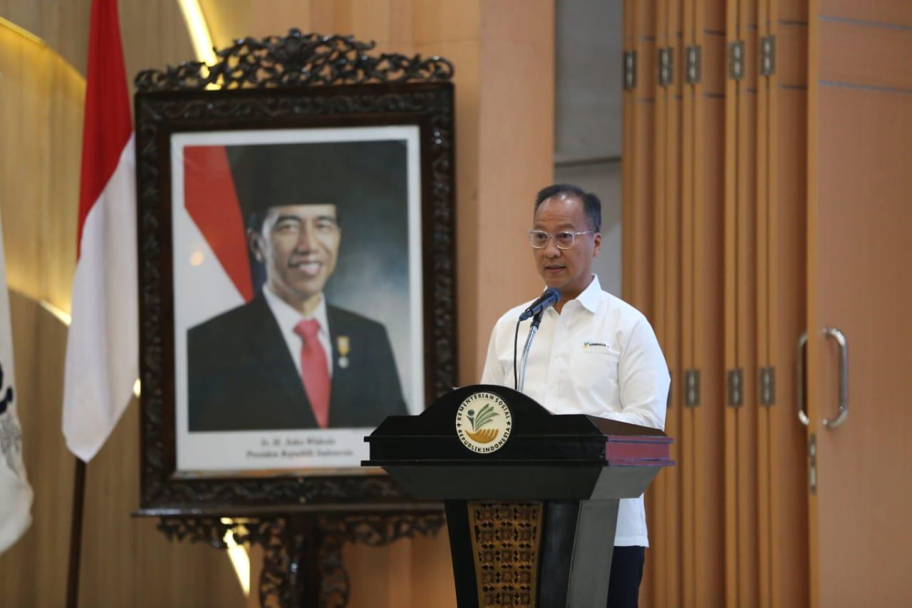 Mensos Pastikan Kementerian Sosial Dukung Penuh Pemkab Jayawijaya