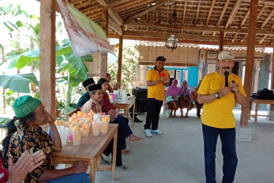 BBPPKS Yogyakarta Menyelenggarakan Bimbingan bagi Lanjut Usia