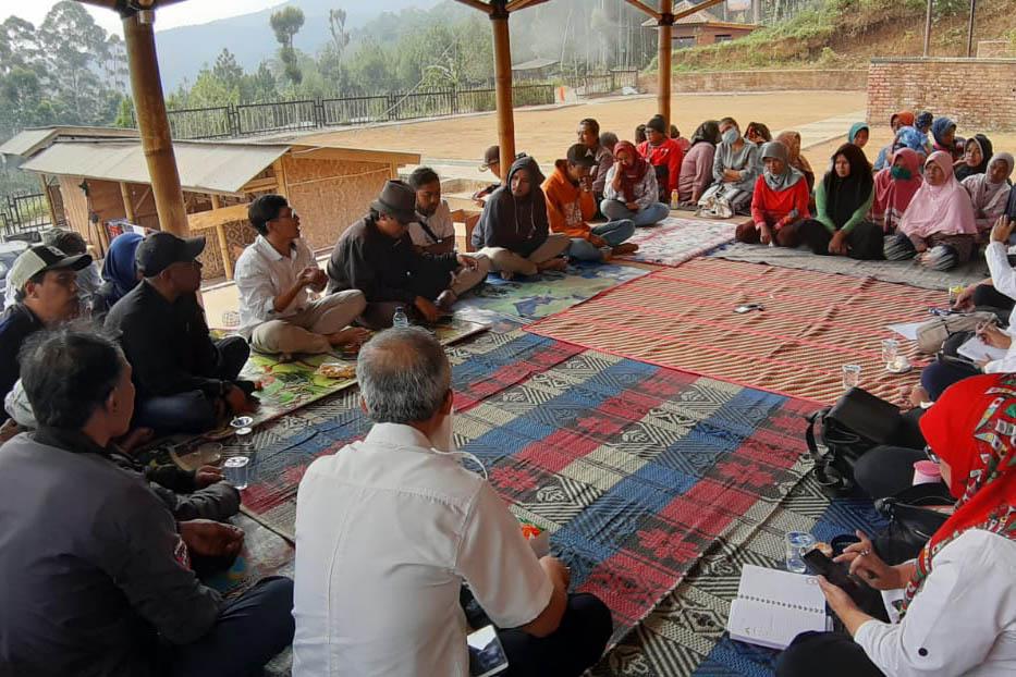 Pertemuan LIK PMKS oleh ILP3SM