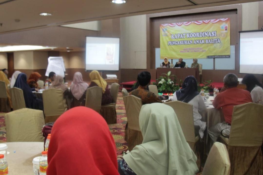 Ditjen Rehsos Tingkatkan Kapasitas SDM TAS dalam Pengasuhan Anak