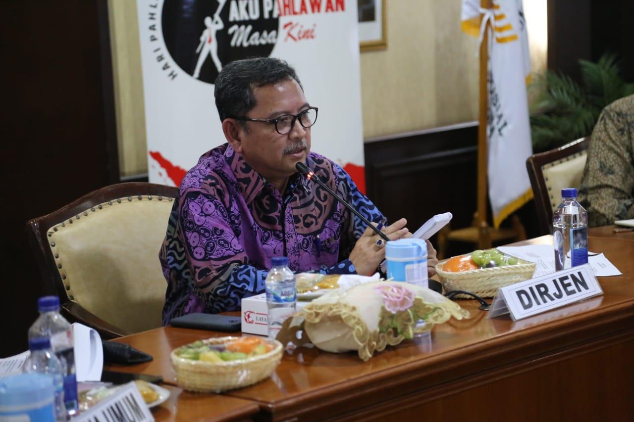 Rapat Pleno Hari Pahlawan 2019