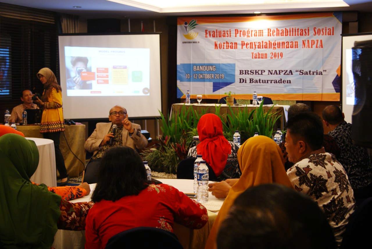 Dirjen Rehsos: Progres 5.0 NP Inovasi Tangani KPN