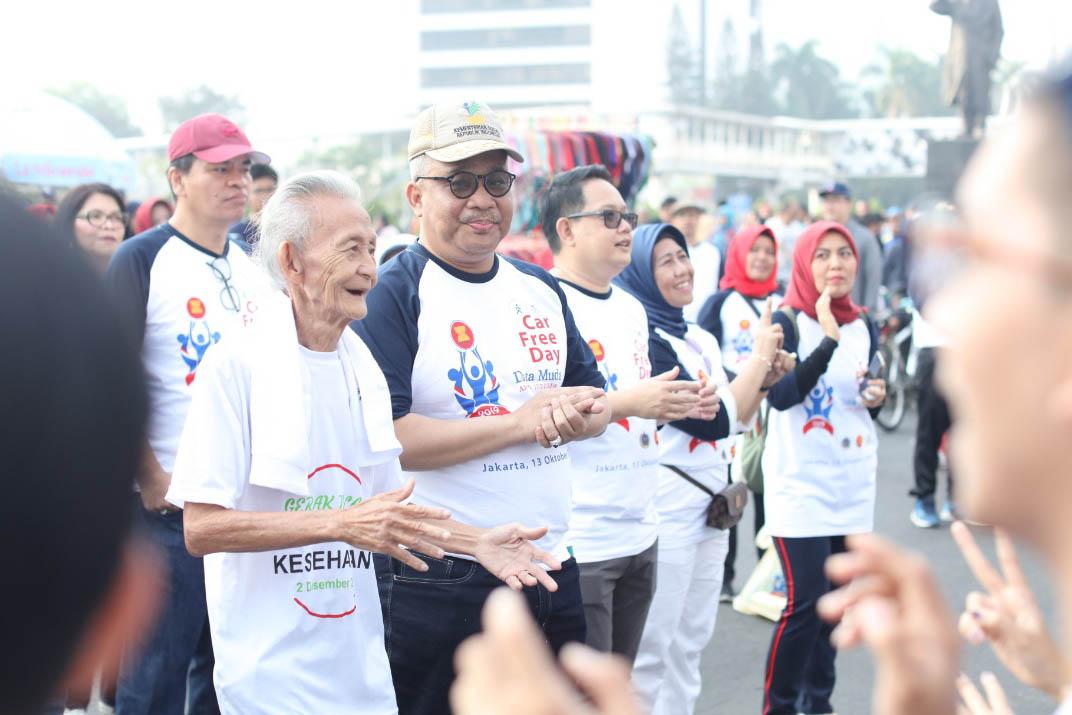 Mobil Anti Galau Bersama DMAI 2019 Hadir di Tengah Masyarakat