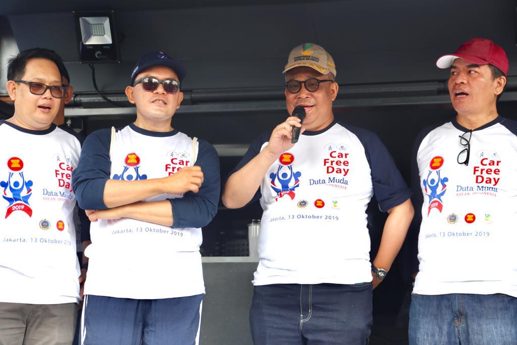 20 Duta Muda ASEAN Aktif Promosikan Program Kesejahteraan Sosial RI