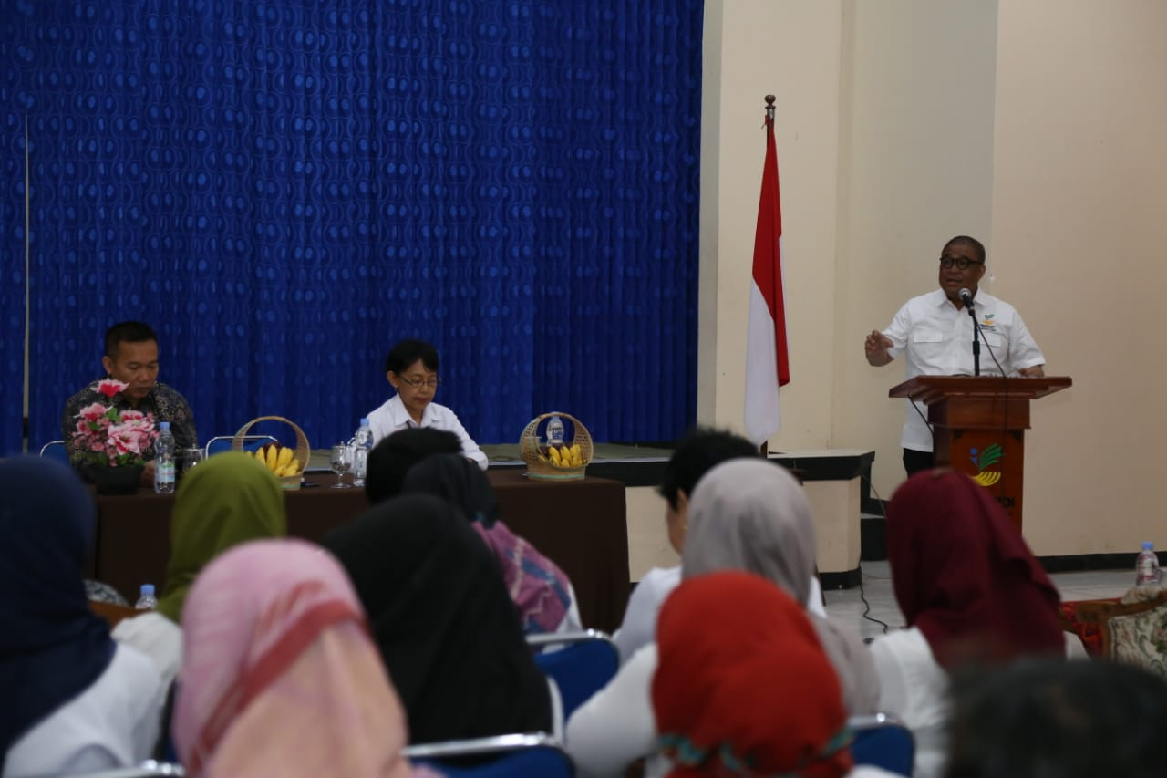 "Sosialisasi UU Peksos ke BBRSPDI ""Kartini"" Temanggung"