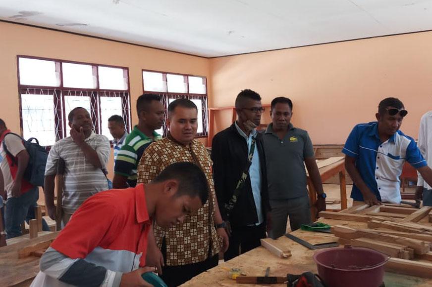 "BRSPDSRW ""Efata"" Terima Kunjungan Yayasan Bintang Timur"
