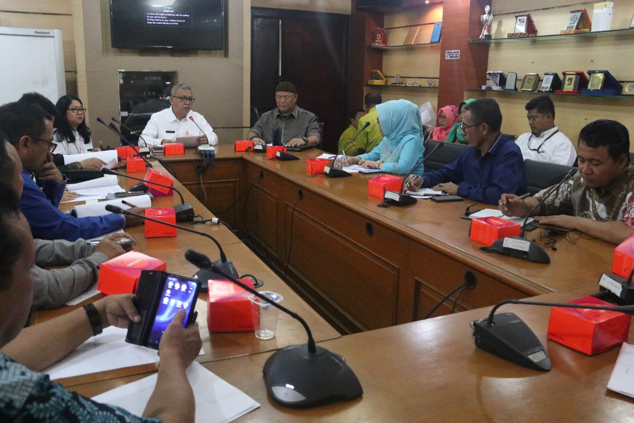 Ditjen Rehsos Dukung DPRD Provinsi Gorontalo Sejahterakan Lansia