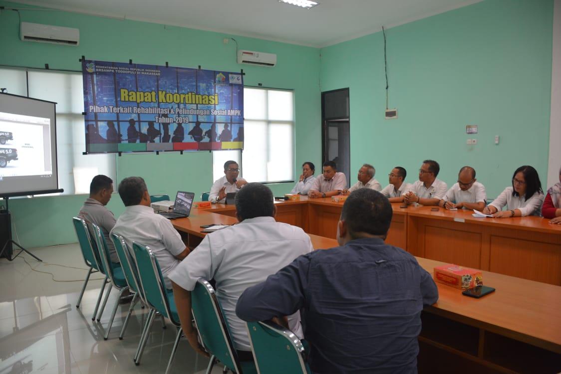 Perlunya Standardisasi Sarana Prasarana di UPT Ditjen Rehsos