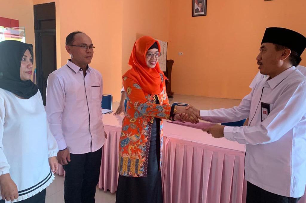 "BRSPDM ""Dharma Guna"" Jalin Kerjasama dengan Universitas Dehasen Bengkulu"