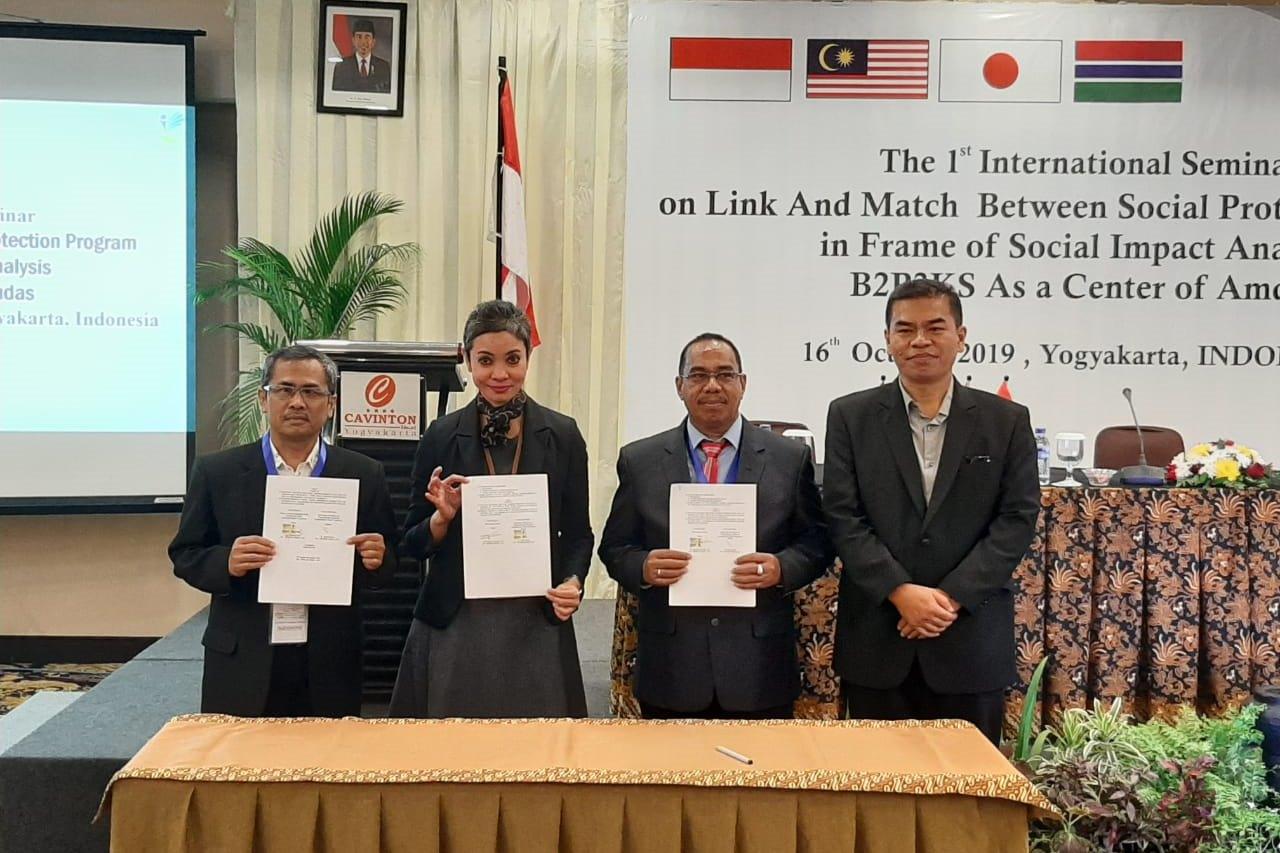 B2P3KS Yogyakarta Menyelengarakan Seminar Internasional