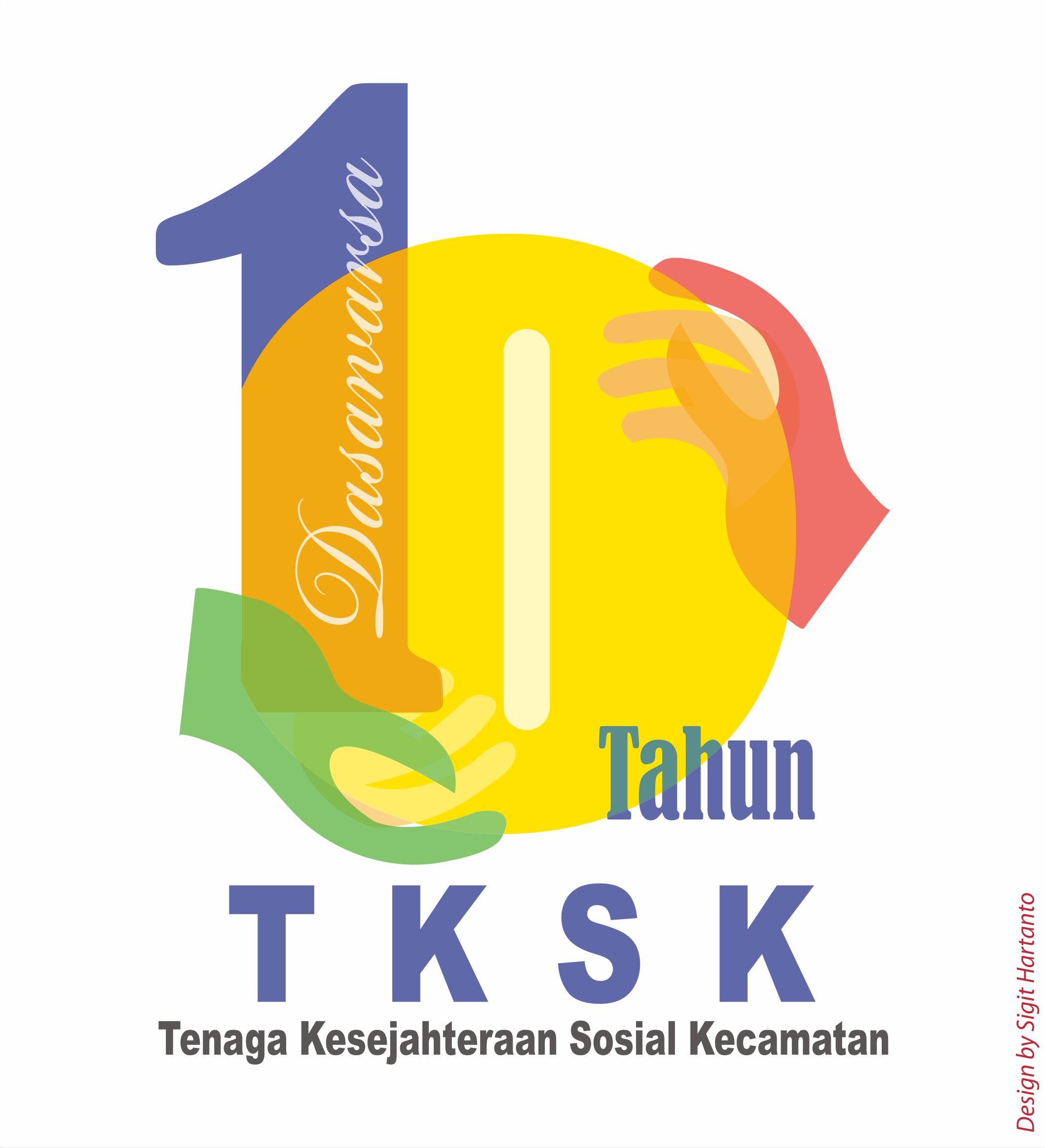 Logo 1 Dasawarsa TKSK
