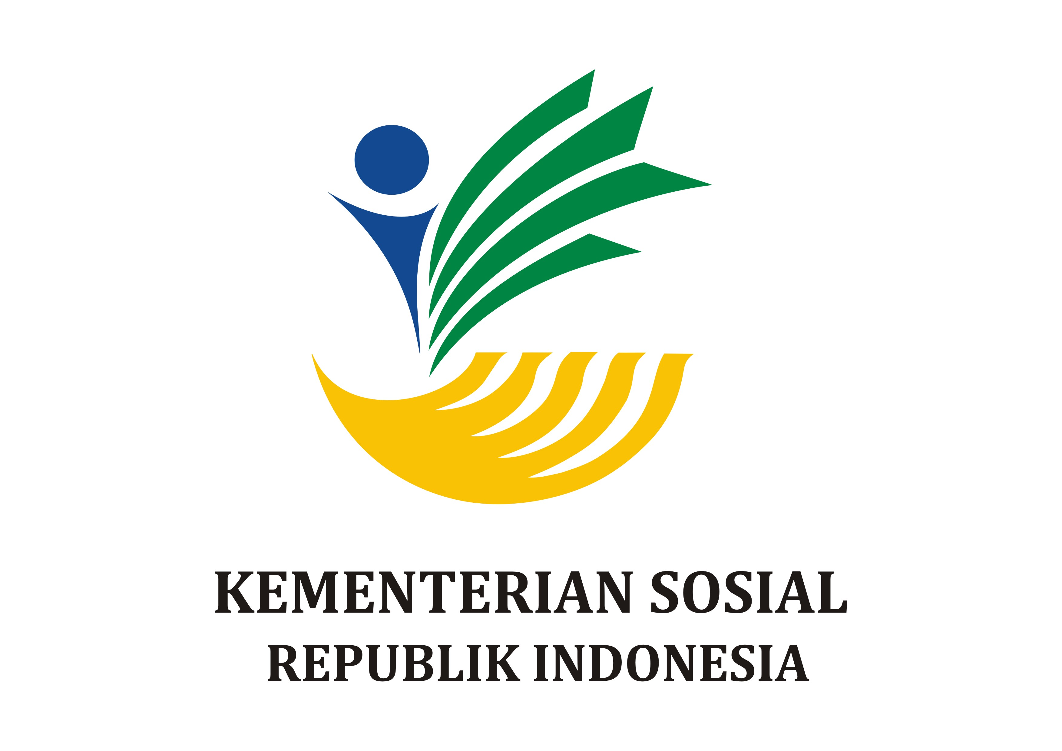 Logo Kementerian Sosial RI