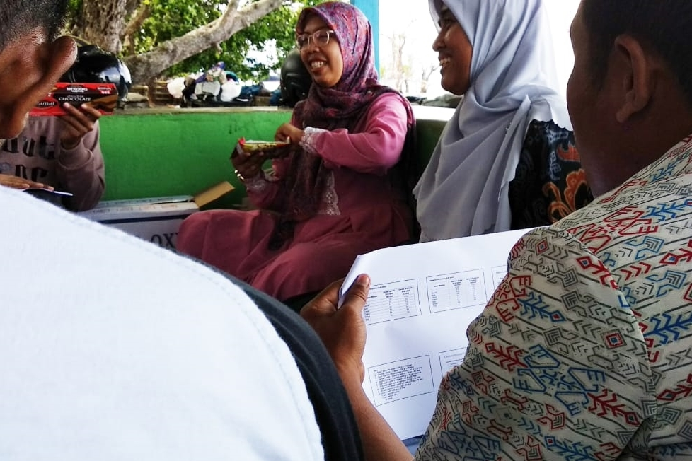 "BRSODH ""Wasana Bahagia"" Selenggarakan Rehsos Berbasis Komunitas"