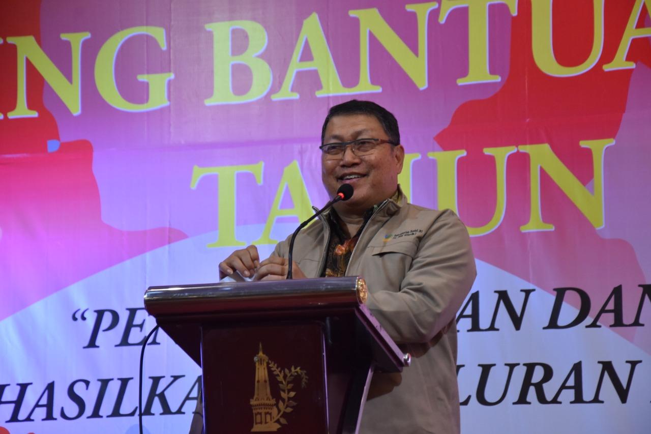 PFM Wilayah I Gelar Bimbingan dan Pemantapan Pendamping Bansos