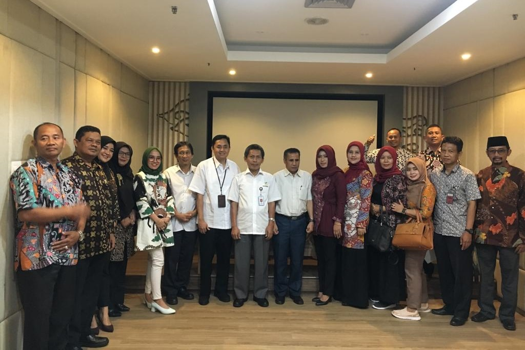 Pekalongan Regency DPRD Consulted the Draft Regulation on Persons with Disabilities