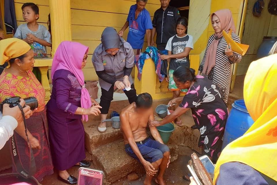 "BRSPDM ""Phala Martha"" Respon Kasus PDM Gorontalo"