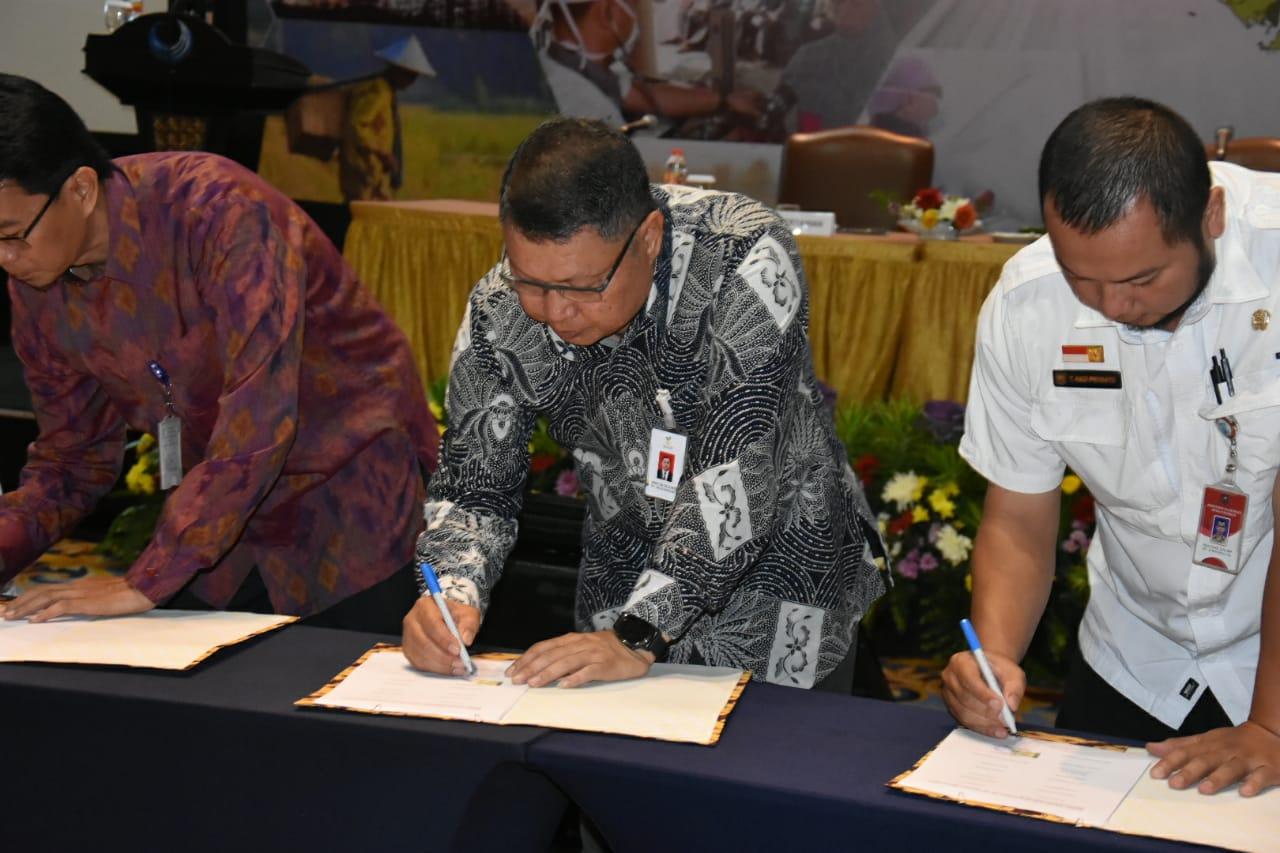 Ditjen PFM Sinergikan Pengentasan Daerah Rentan Rawan Pangan