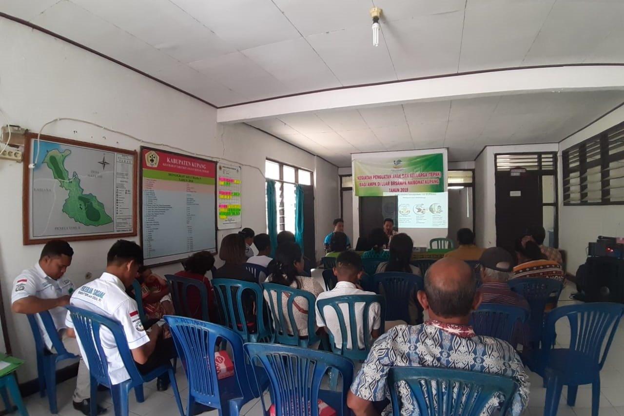 """Naibonat"" BRSAMPK Hold Children and Families Capacity Building Meeting"