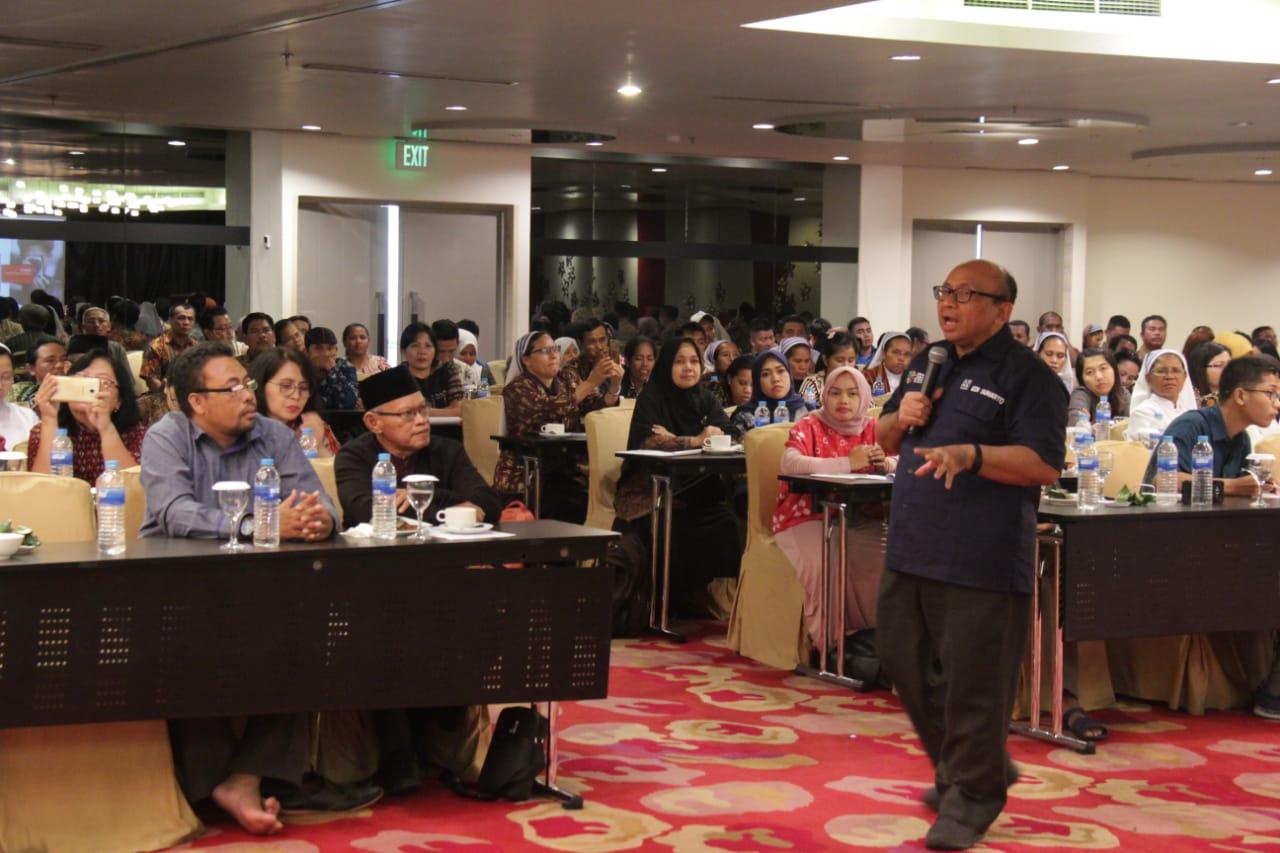 Sosialisasi dan Koordinasi LKS dalam Pelaksanaan PROGRES PD