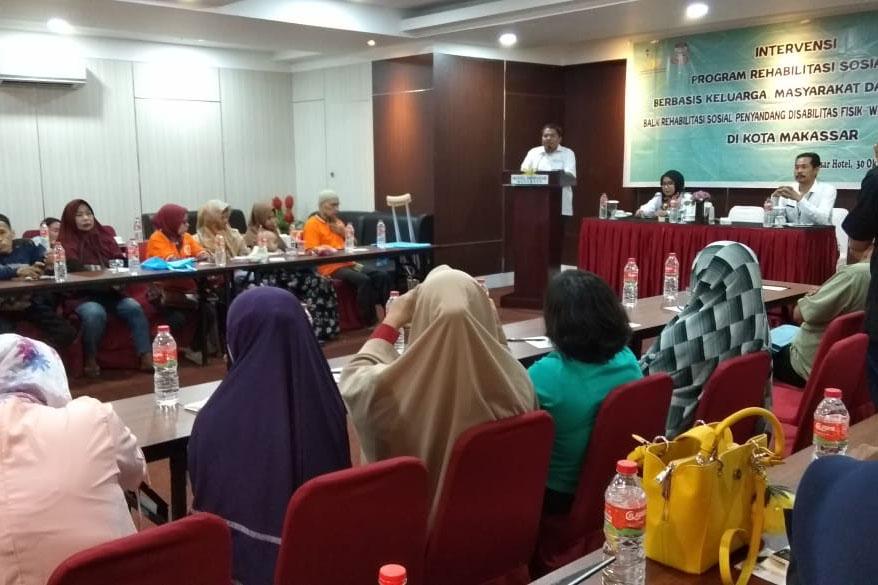 """BRSPDF """"Wirajaya"""" Latih 32 Penyandang Disabilitas Fisik"""