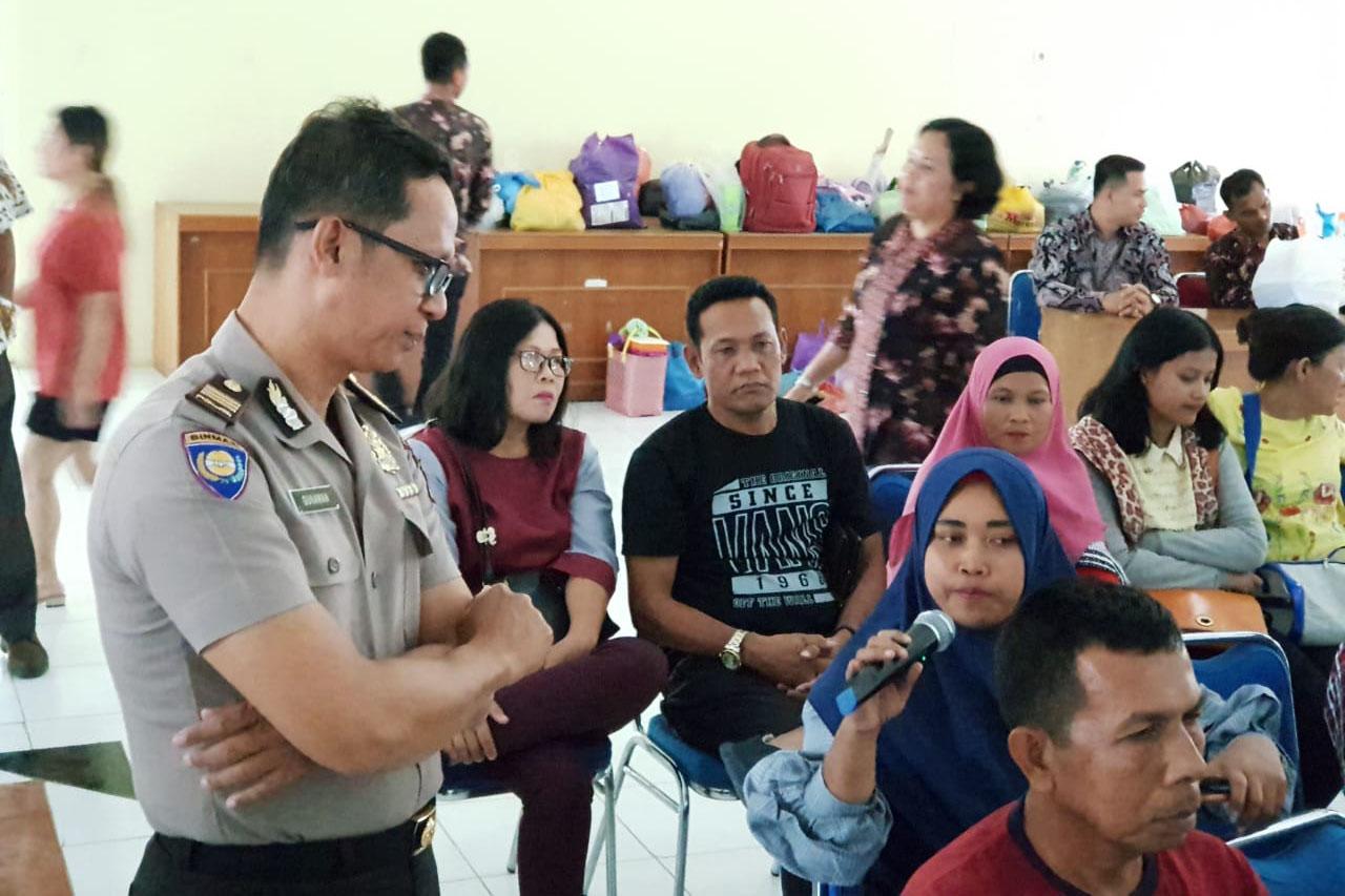 """BRSKPN """"Insyaf"""" Tingkatkan Relasi Keluarga dalam Proses Pemulihan KPN"""