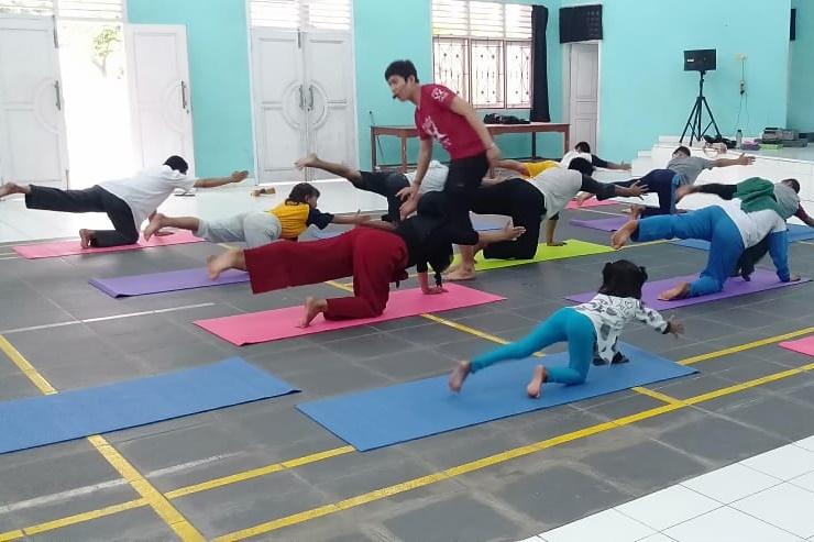 Kapha Yoga Untuk Ketenangan Jiwa dan Raga
