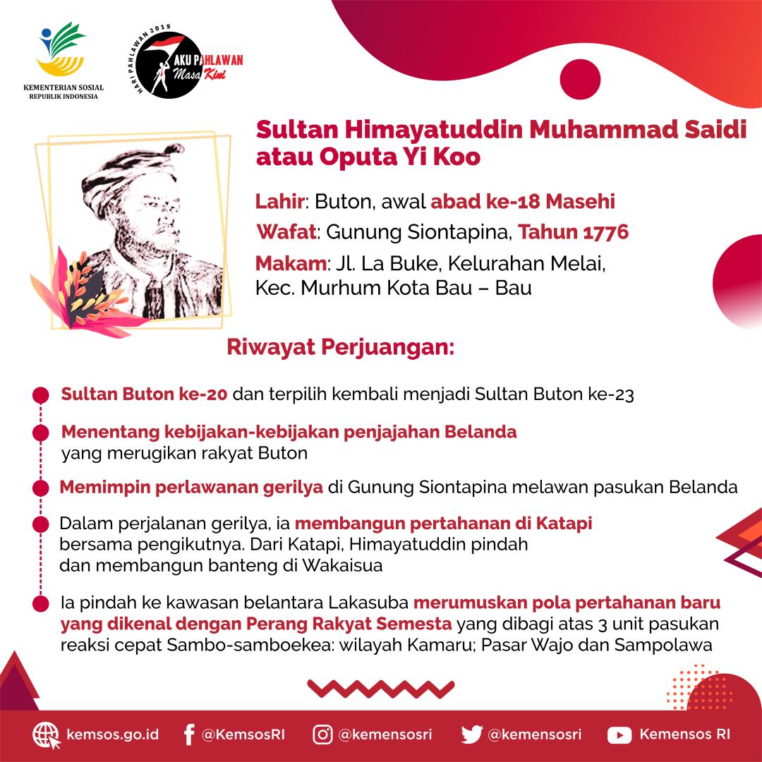 (2) Sultan Himayatuddin Muhammad Saidi atau Oputa Yi Koo (Large)