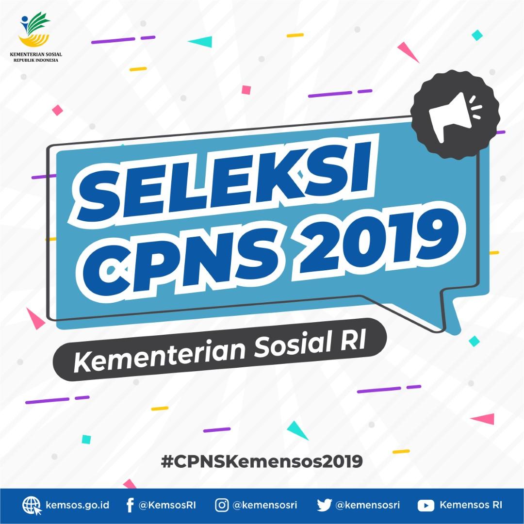 Seleksi Calon Pegawai Negeri Sipil (CPNS) 2019