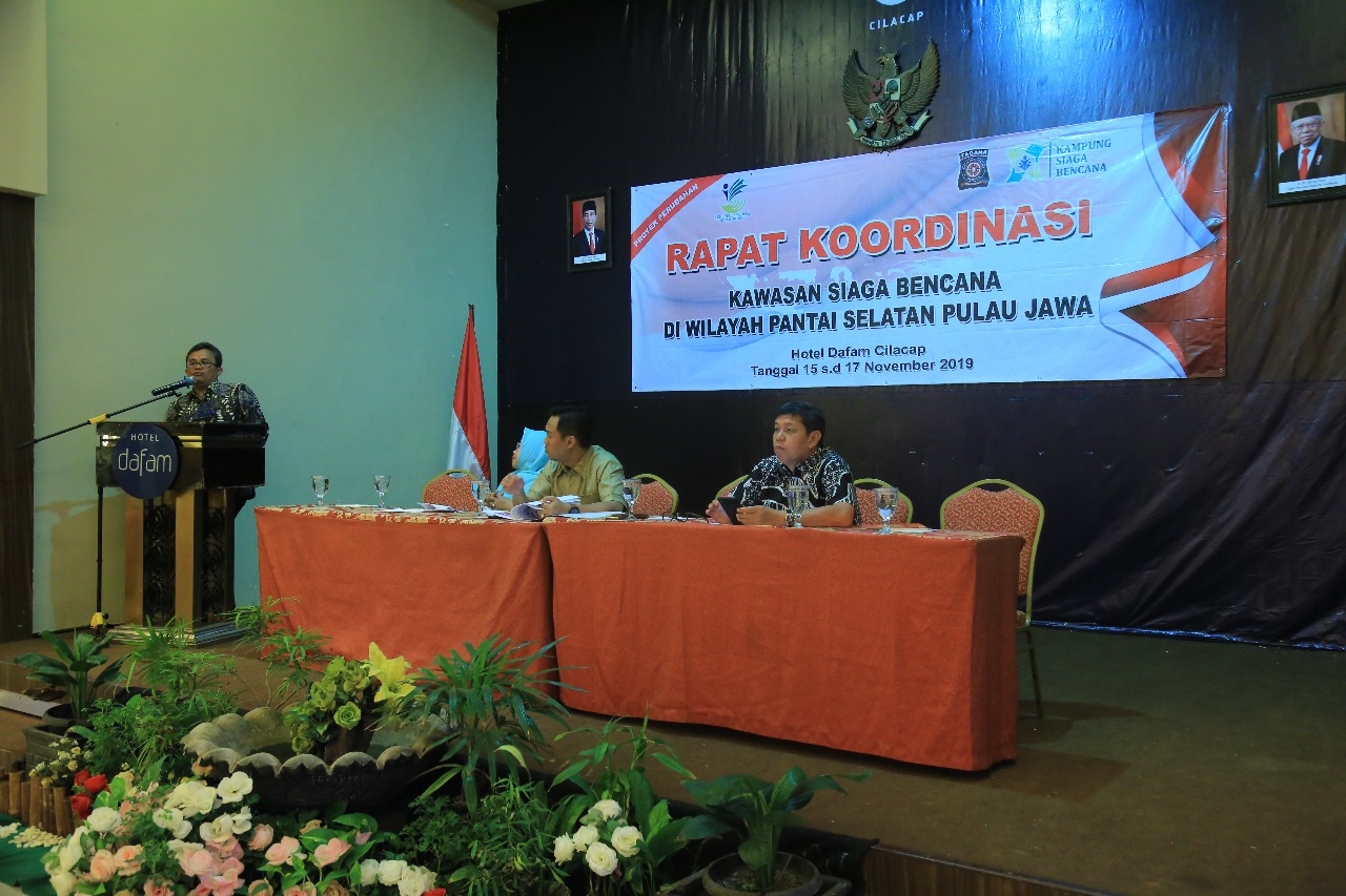 Increasing Preparedness in the Southern Coast of Java, the Ministry of Social Affairs Will Form a Disaster Prepared Area