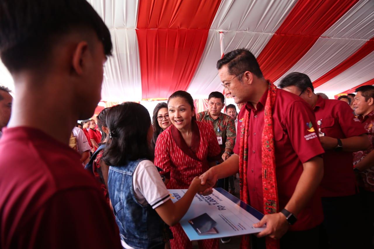 Sentuh Angka 1,2 Juta Keluarga, Target Graduasi KPM PKH Tahun 2019 Terlampaui