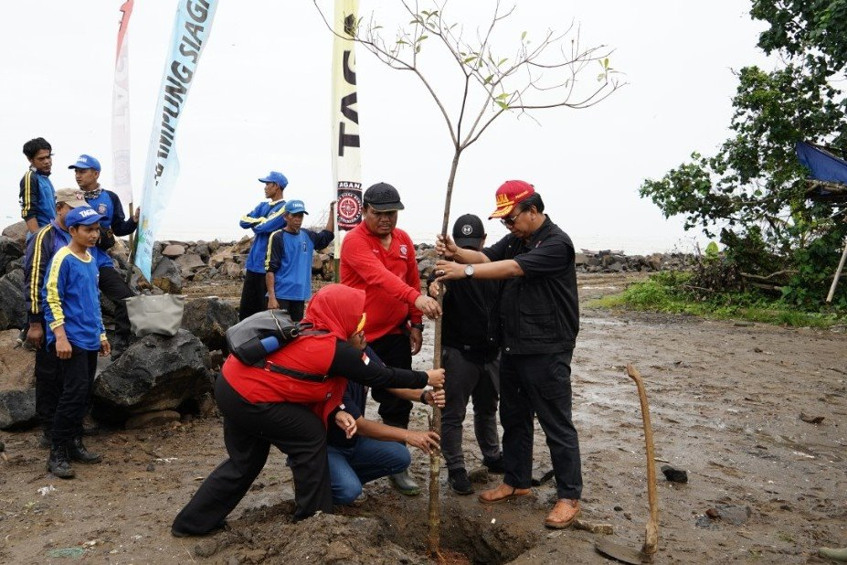 Taman Siaga Bencana, Bentuk Kepedulian Tagana untuk Indonesia Hijau